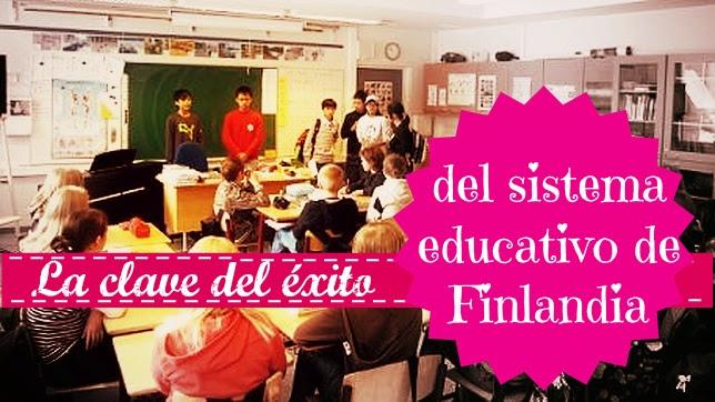 La clave del éxito del sistema educativo de Finlandia ...