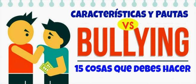 Caracter sticas y pautas contra el bullying amigos la - El bulin de horcajuelo ...