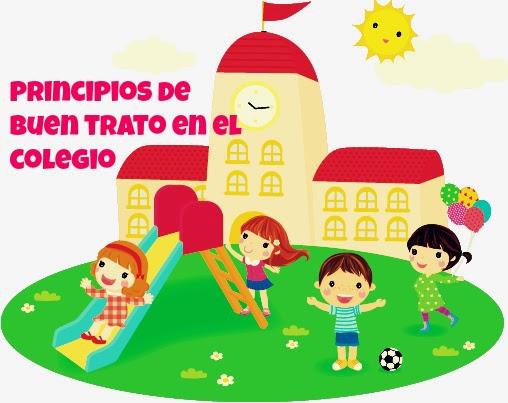 Responsabilidad 2 Parte2012 Cuidado Si Has Escrito Te: Dibujo Del Buen Trato De Niños