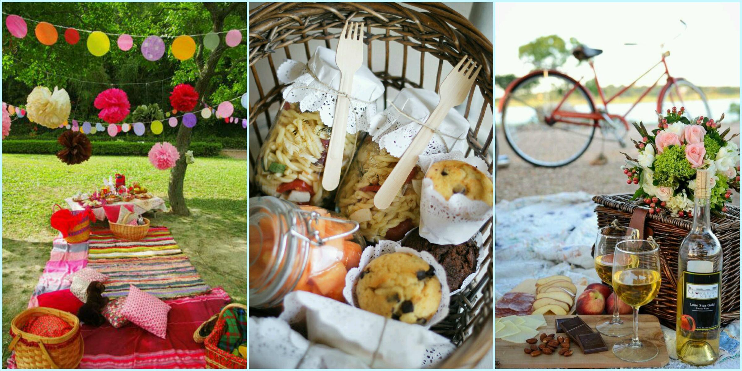 Resultado de imagen para picnic san valentin